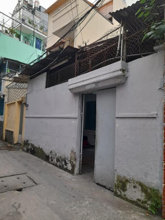 Bán nhà 110m2 đường Trần Quang Diệu phường 14 Quận 3, 13 tỷ