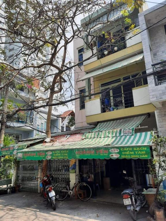 Bán nhà 136m2, hẻm xe hơi đường Tân Hương, phường Tân Quý, Tân Phú, 14 tỷ