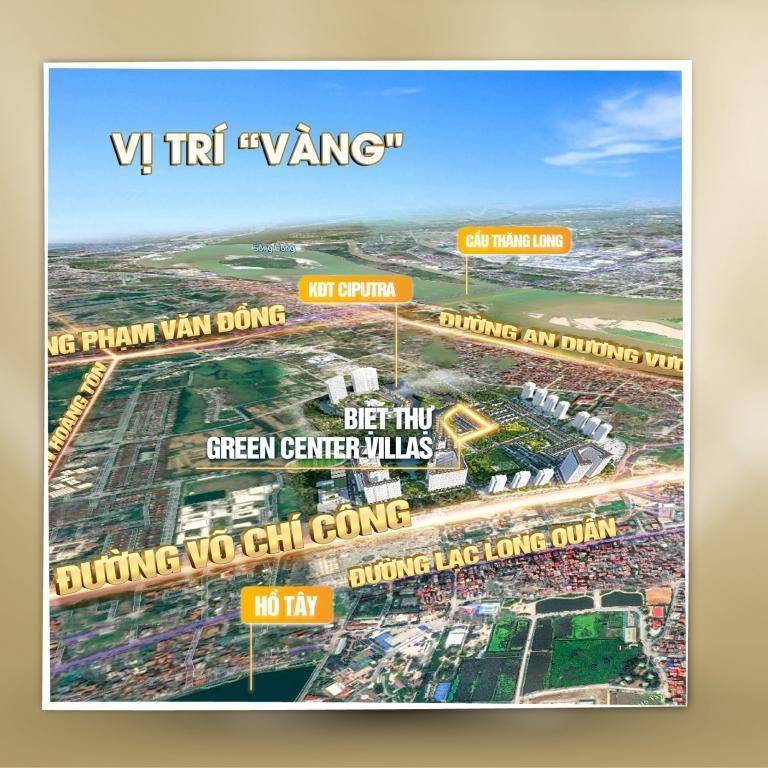 Chính thức mở bán biệt thự lâu đài Vimefulland Tây Hồ Ciputra Hà Nội.