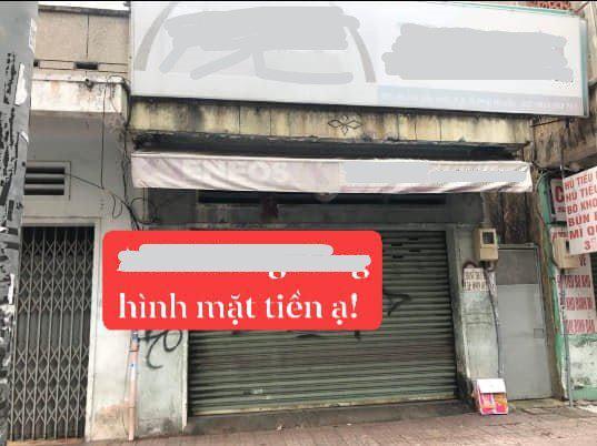 Bán nhà mặt tiền đường Hồ Văn Huê, phường 9, Phú Nhuận, 22 tỷ